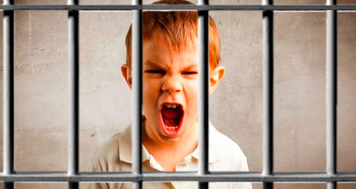 Особенности задержания несовершеннолетних